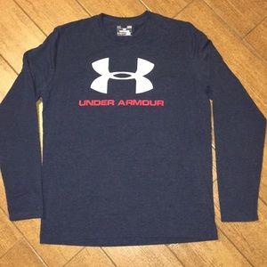 Under Armour Heatgear Long Sleeve T-shirt
